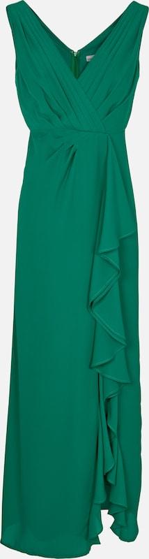 Soirée De En Vert Heine Robe vyb7gm6IYf