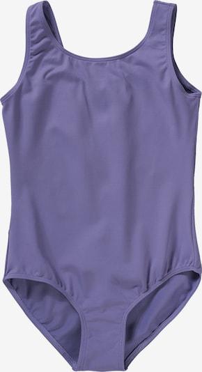 Bloch Body in lila, Produktansicht