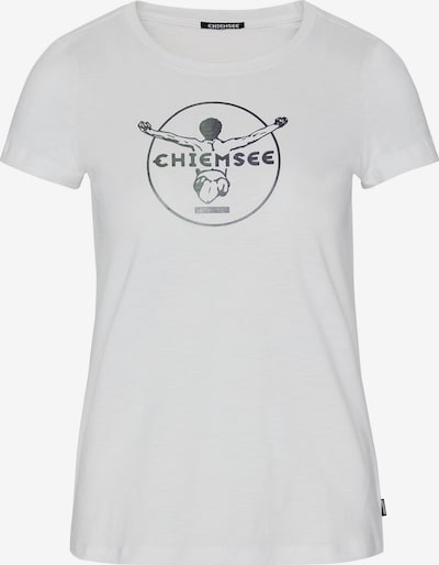 CHIEMSEE Shirt in weiß, Produktansicht