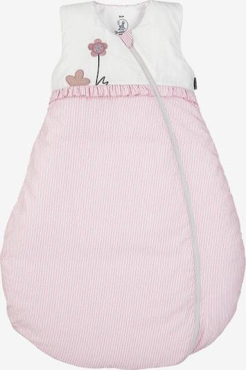 Miegmaišis 'Emmi' iš STERNTALER , spalva - rožinė / balta, Prekių apžvalga