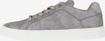 Colmar Sneaker 'BRADBURY OCTANE' in silbergrau: Frontalansicht