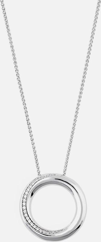 ESPRIT Halskette Peribess mit kreisrundem Anhänger ELNL91626A420