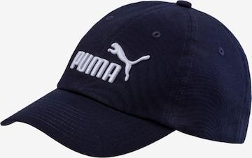 PUMA Spordimüts 'Essentials', värv sinine