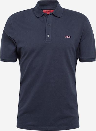 HUGO T-Shirt 'Donos202' en bleu foncé, Vue avec produit