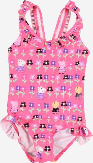 Costum de baie întreg 'NMFPEPPAPIG' NAME IT pe roz, Vizualizare produs