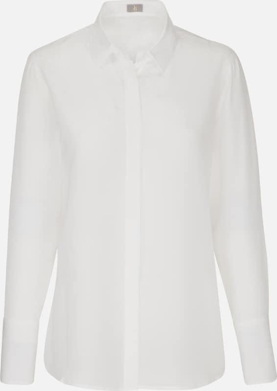 Jacques Britt HemdBlause in weiß  Neue Kleidung in dieser Saison