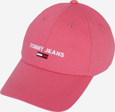 Tommy Jeans Cap in pink, Produktansicht