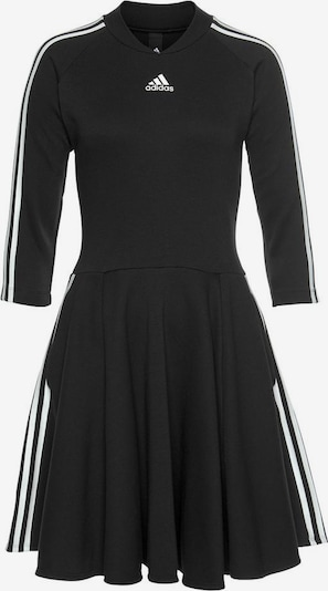 ADIDAS PERFORMANCE Kleid in schwarz / weiß, Produktansicht
