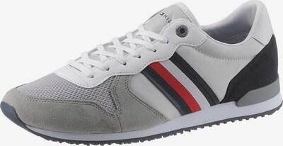 TOMMY HILFIGER Sneakers laag 'Maxwell' in de kleur Navy / Grijs / Lichtgrijs, Productweergave