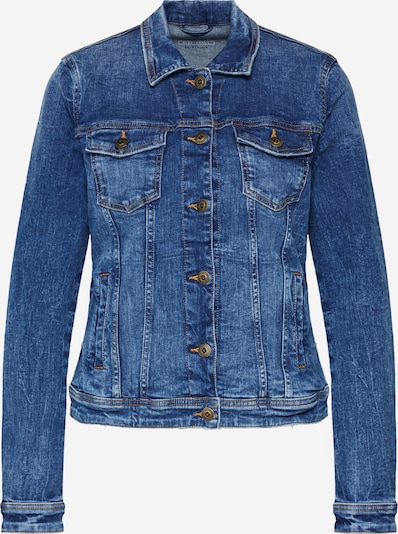 EDC BY ESPRIT Jeansjacke in blue denim, Produktansicht