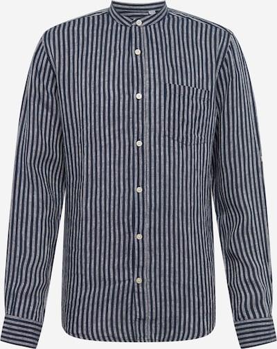 Only & Sons Hemd 'ONSLUKE' in dunkelblau / weiß, Produktansicht