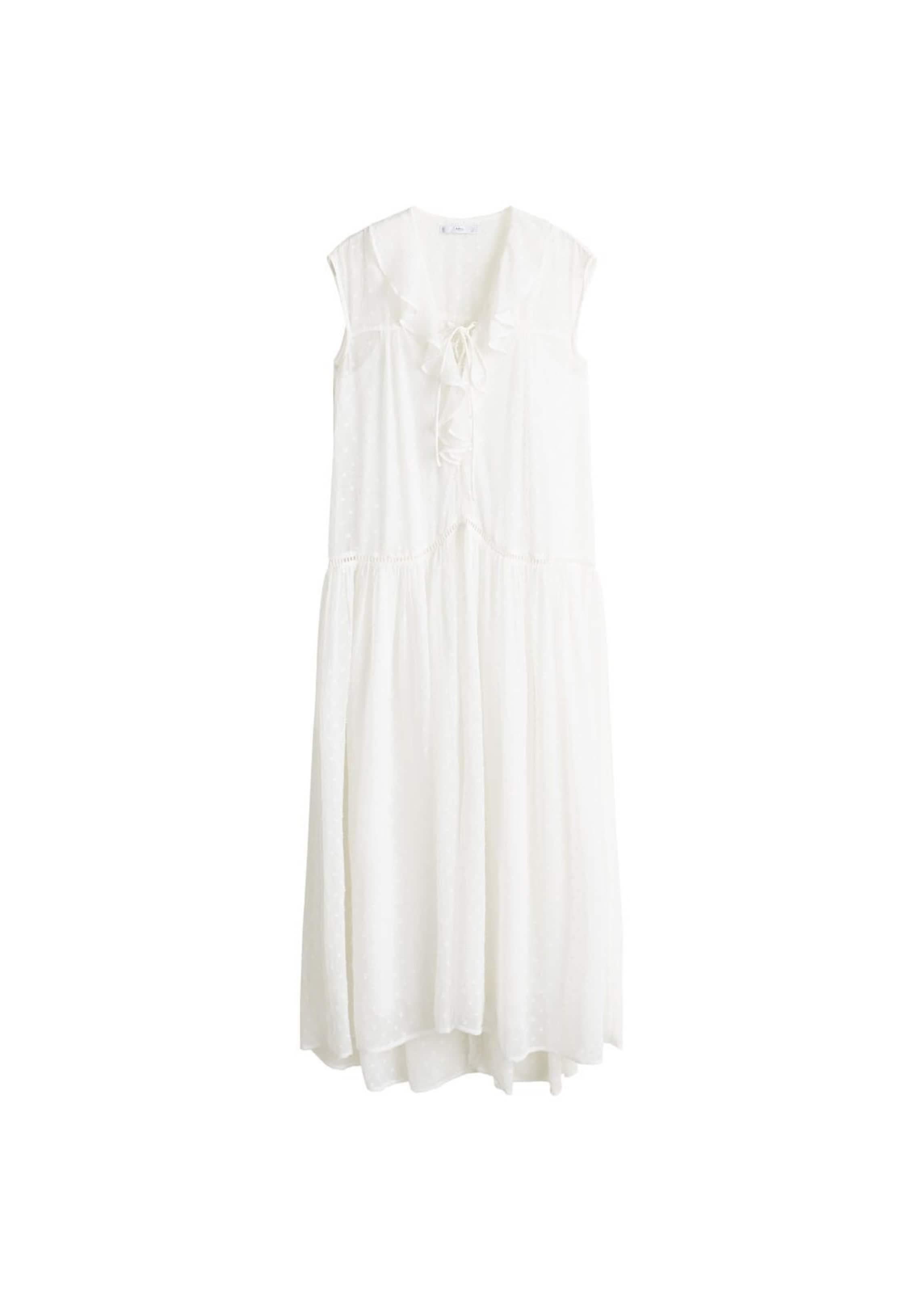 In 'pluma i' Weißmeliert Mango Kleid xeWEBodCQr