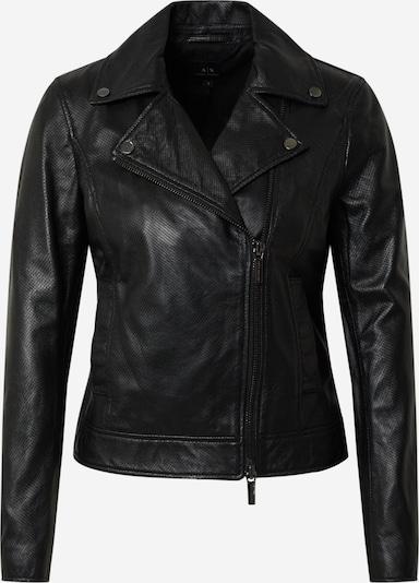 ARMANI EXCHANGE Přechodná bunda - černá, Produkt