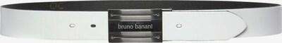 BRUNO BANANI Gürtel in weiß, Produktansicht