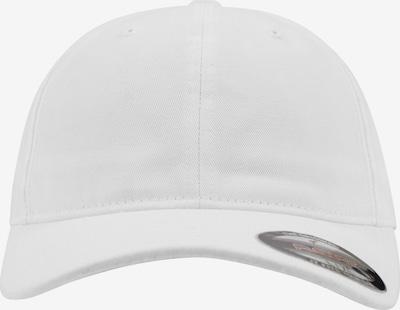Flexfit Hat in weiß, Produktansicht