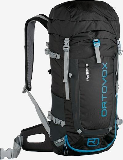 ORTOVOX Wanderrucksack 'Traverse 30' in blau / schwarz, Produktansicht