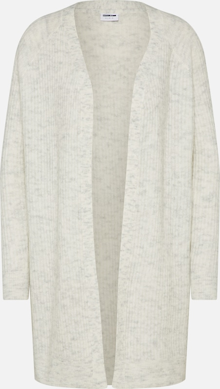 En May Noisy Cardigan Oversize Blanc nm80vNw