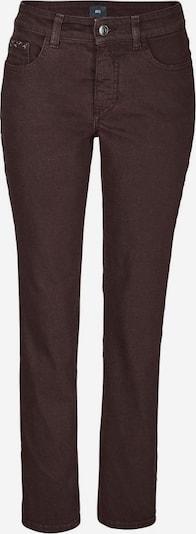 MAC 5-Pocket-Jeans in bordeaux, Produktansicht