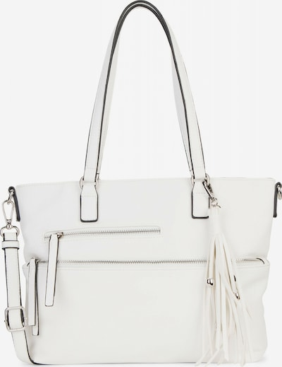TAMARIS Shopper 'Adele' in White, Item view