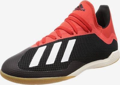ADIDAS PERFORMANCE Fußballschuh 'X 18.3 ' in rot / schwarz / weiß, Produktansicht