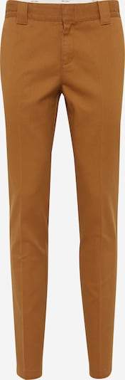 DICKIES Chino hlače 'WE872' | konjak barva, Prikaz izdelka