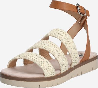 MTNG Sandale 'DAMAS' in beige / braun, Produktansicht