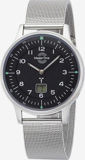 Master Time Uhr in silber, Produktansicht
