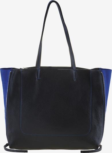 mywalit Shopper in de kleur Blauw / Zwart, Productweergave