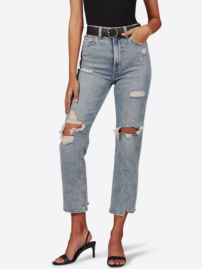 Abercrombie & Fitch Jeans in blue denim, Modelansicht
