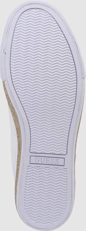GUESS | Sneaker 'MEMPHIS' mit Strass-Besatz