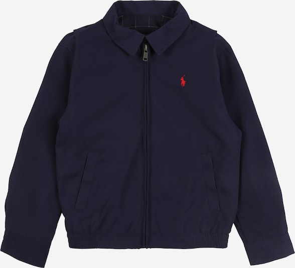 POLO RALPH LAUREN Tussenjas 'SWING ' in de kleur Navy, Productweergave