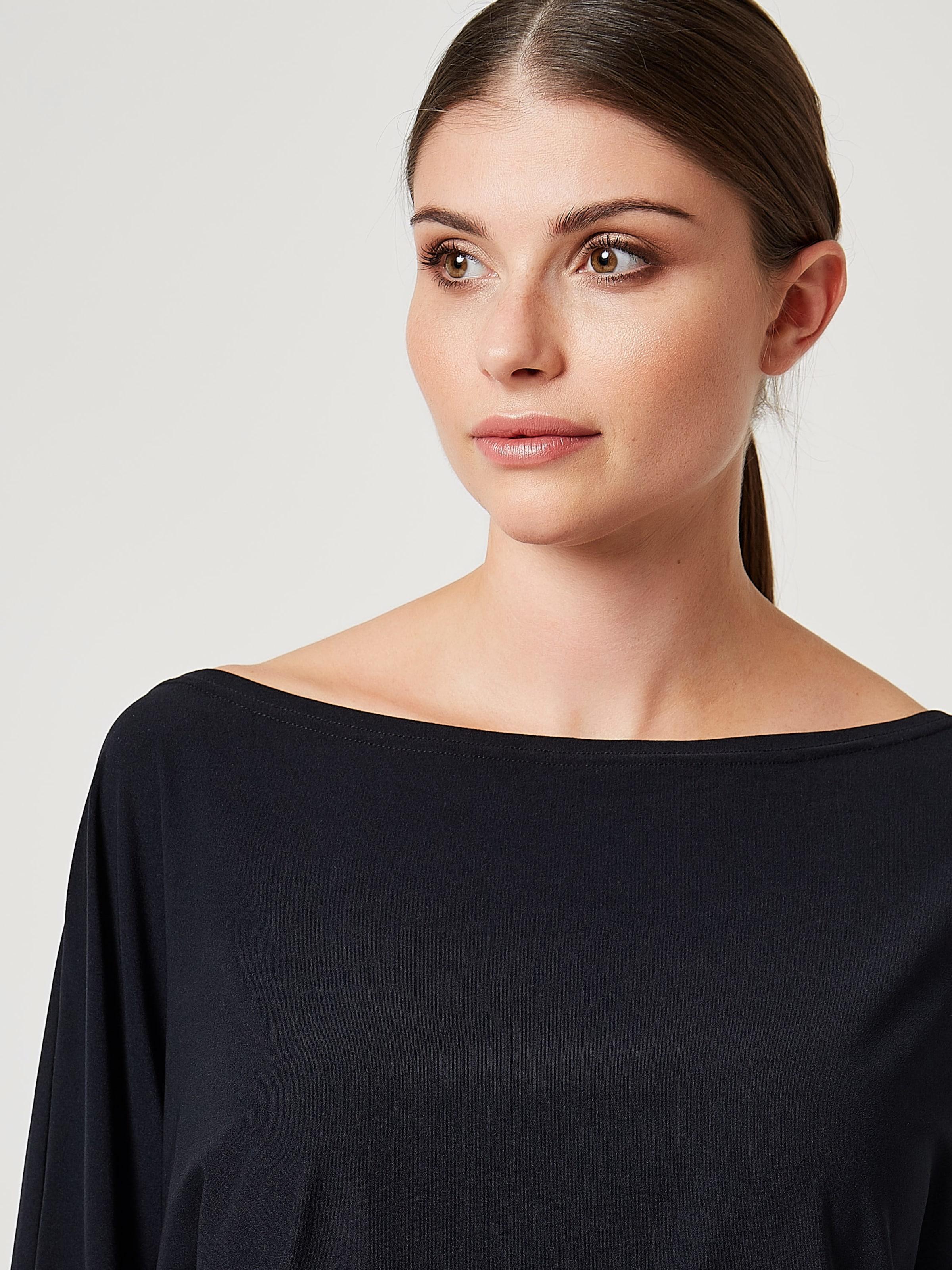 shirt 'gl' Noir En Usha T Ym7yg6vbIf