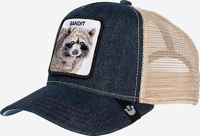 GOORIN Bros. Cap 'Bandit' in blau, Produktansicht
