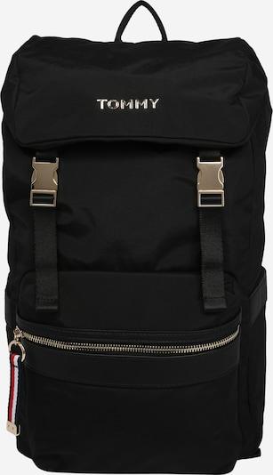 Rucsac TOMMY HILFIGER pe negru, Vizualizare produs