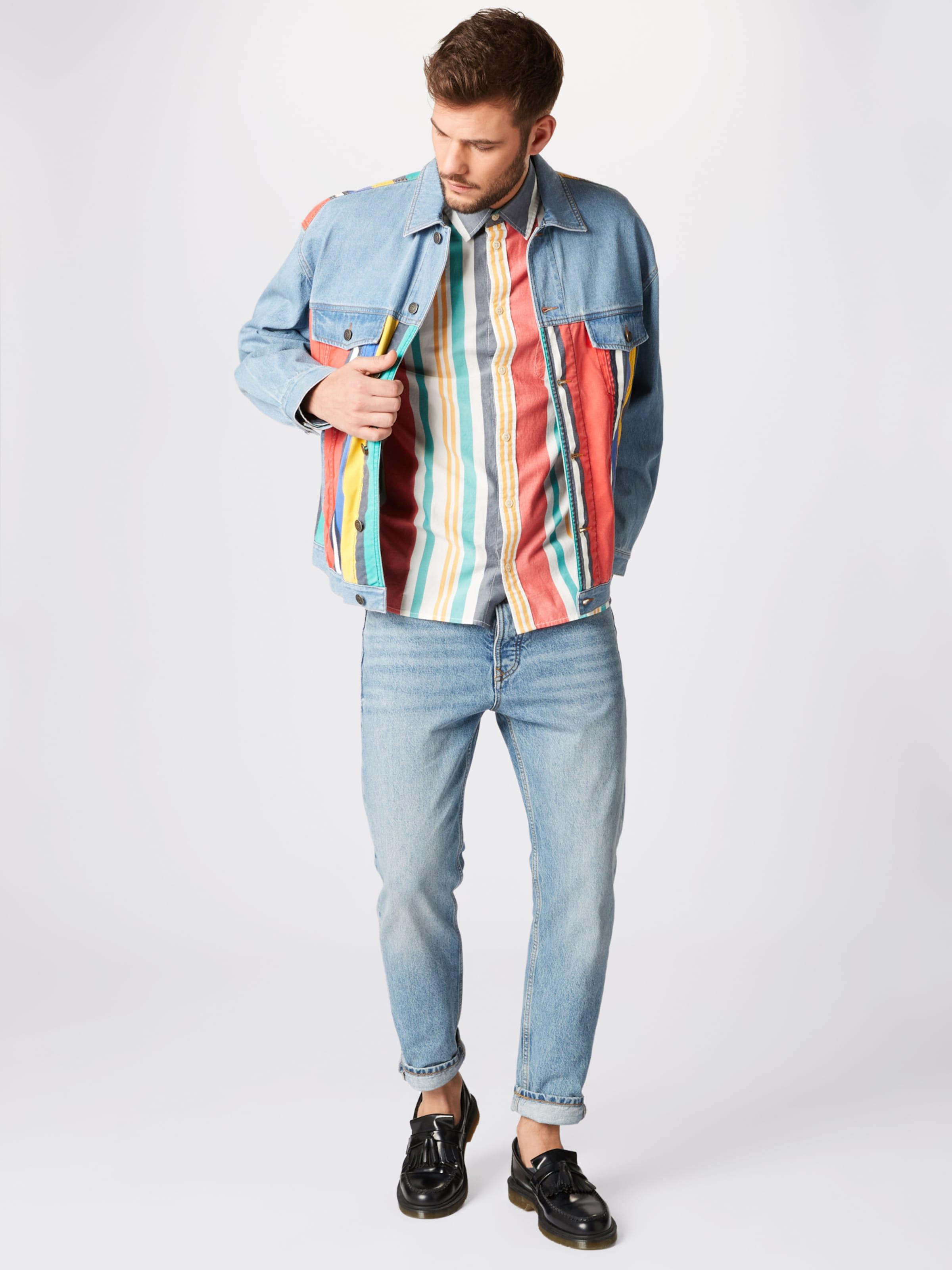 Mischfarben Jeans Hemd In Tommy Tommy Jeans 5cLA34qRj