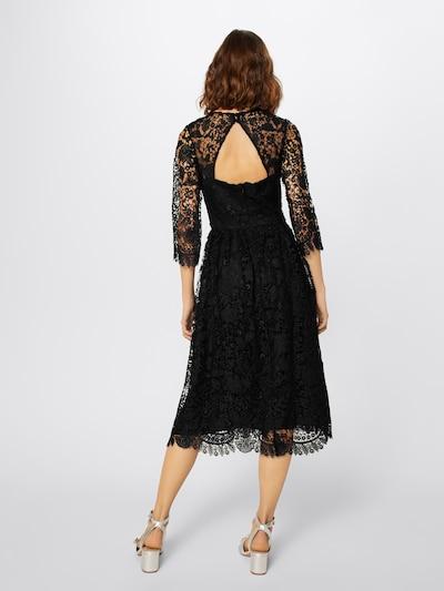Chi Chi London Sukienka koktajlowa w kolorze czarnym: Widok od tyłu