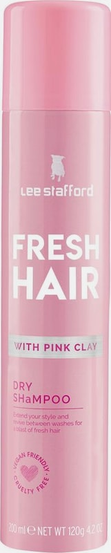 "Lee Stafford Trockenshampoo ""Fresh Hair"" in pink / dunkelpink / silber, Produktansicht"