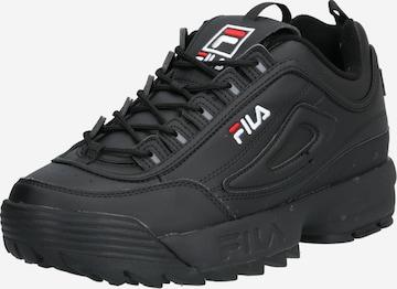 Sneaker bassa 'Disruptor' di FILA in nero