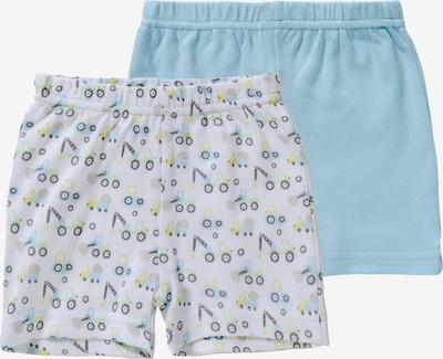 Boley Shorts in blau, Produktansicht
