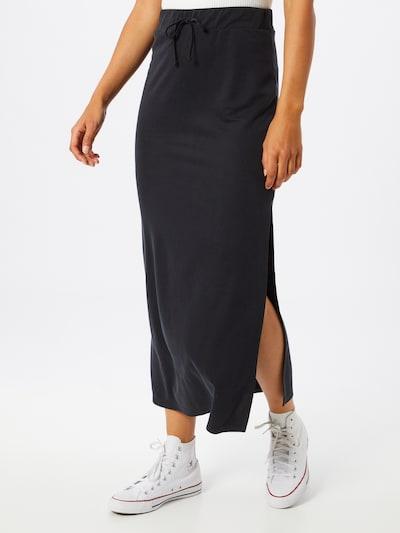 mbym Skirt 'Florrie' in Black: Frontal view