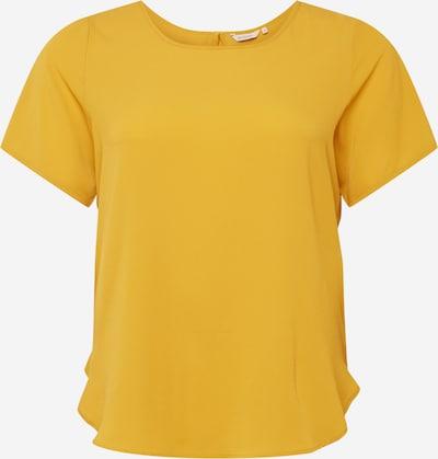 ONLY Carmakoma Majica 'Luxmai' | zlato-rumena barva, Prikaz izdelka