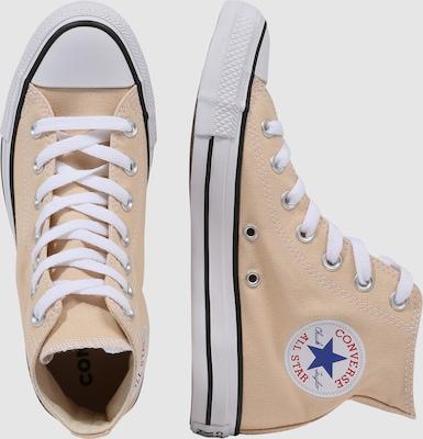converse all stars beige laag