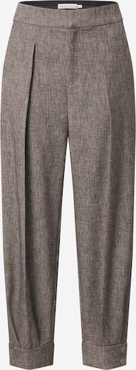 InWear Spodnie w kant 'VerdiI' w kolorze nakrapiany szarym, Podgląd produktu