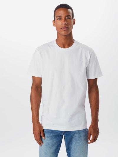 DRYKORN Koszulka 'SAMUEL' w kolorze białym: Widok z przodu