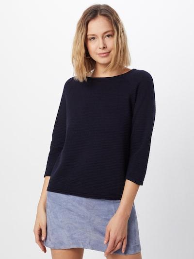 ONLY Pullover 'ONYPOPPY' in nachtblau, Modelansicht