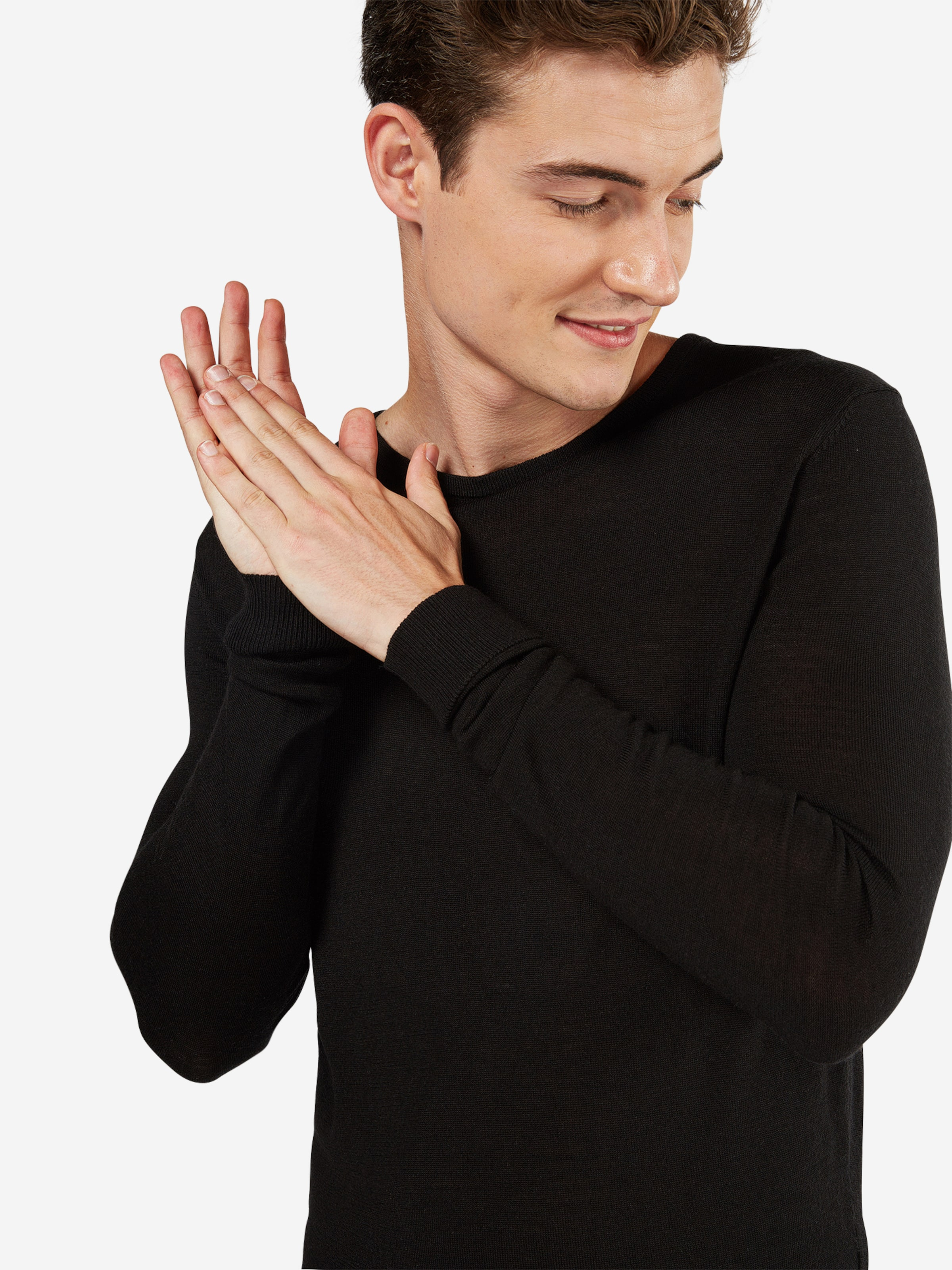SELECTED HOMME Pullover 'SHDTOWER MERINO CREW NECK NOOS' Freies Verschiffen Exklusiv Bester Platz Rabatt Aaa Pay Online Mit Visa 2KKfG9ki1