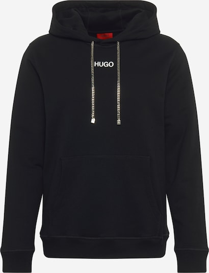HUGO Sweatshirt  'Duture' in schwarz, Produktansicht