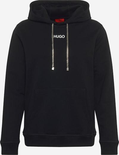 HUGO Sweatshirt  'Duture' in schwarz, Produktansicht