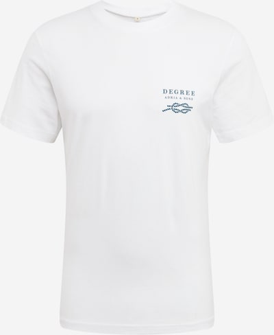 Degree Shirt  'Adria & Sons' in weiß, Produktansicht