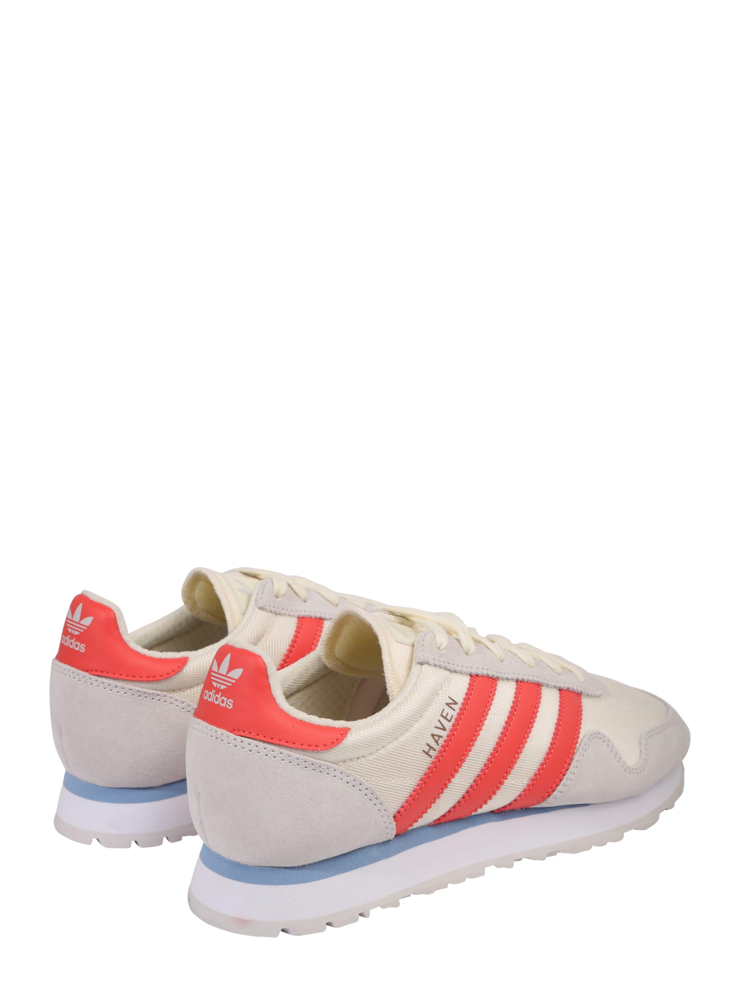 Adidas 'haven' En Basses OrangeBlanc Originals Baskets tQBCsrxdh